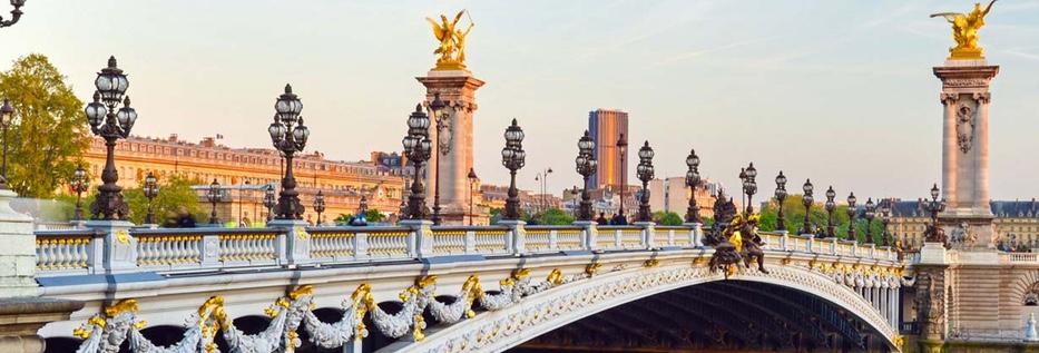 Дешевые авиабилеты в Париж