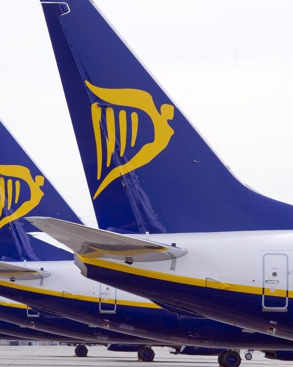 Дешевые авиабилеты Ryanair из Таллина