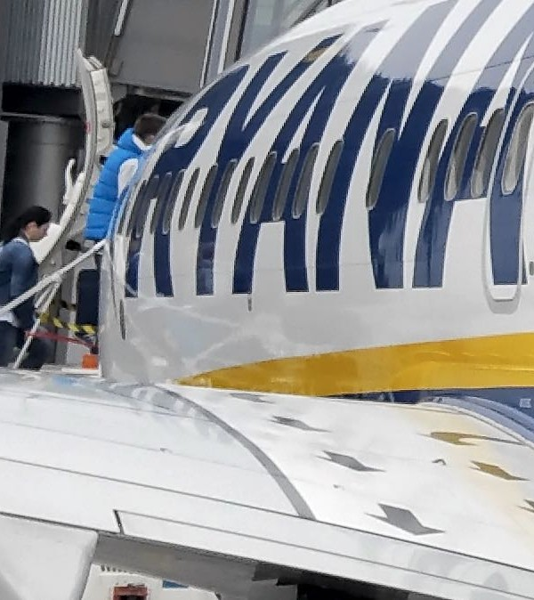 Ryanair экспансия в Иордан, новые рейсы 2018